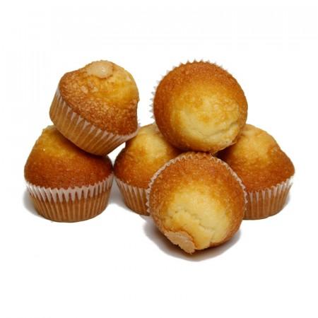 Magdalenas Sin Azúcar