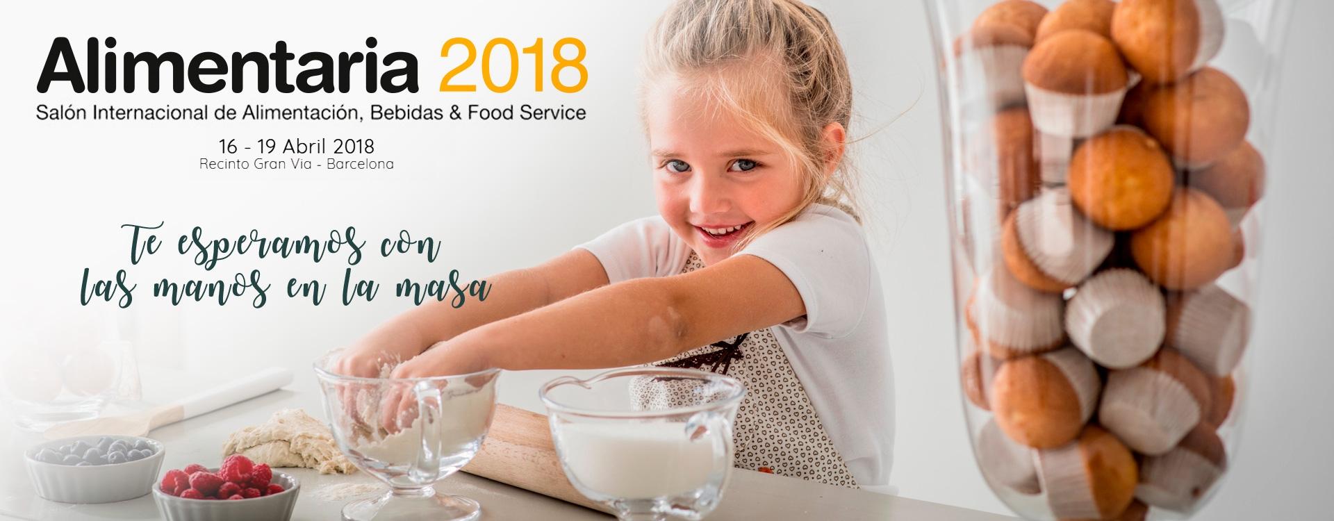 Menal en Alimentaria 2018